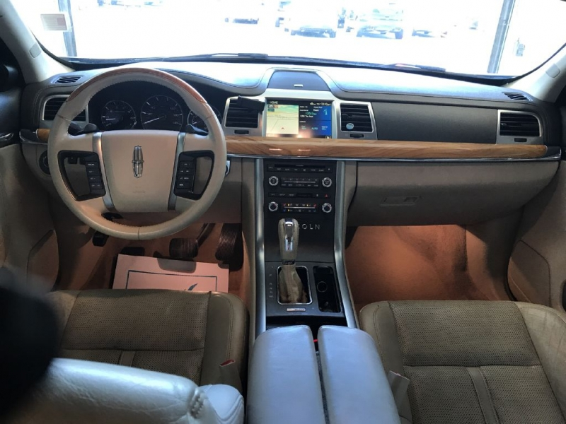 LINCOLN MKS 2010 price Call for Pricing.