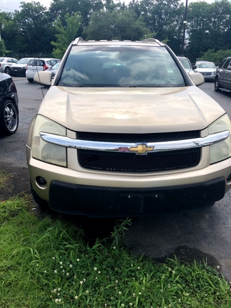 CHEVROLET EQUINOX 2006 price Call for Pricing.