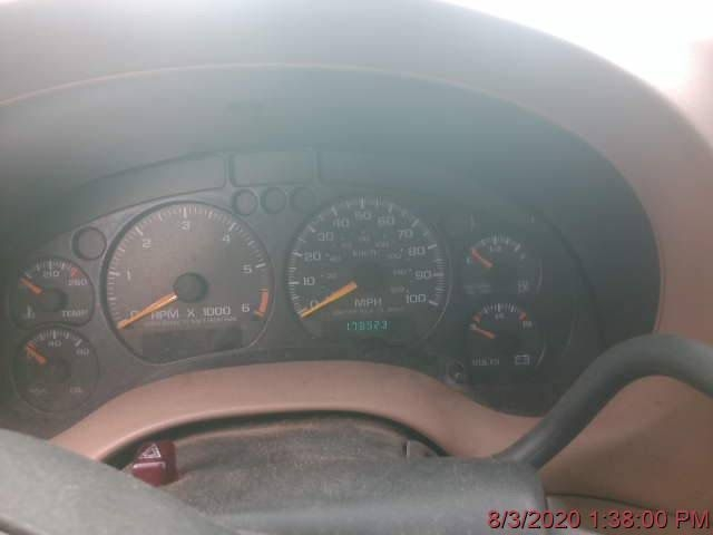CHEVROLET BLAZER 1998 price $1,999