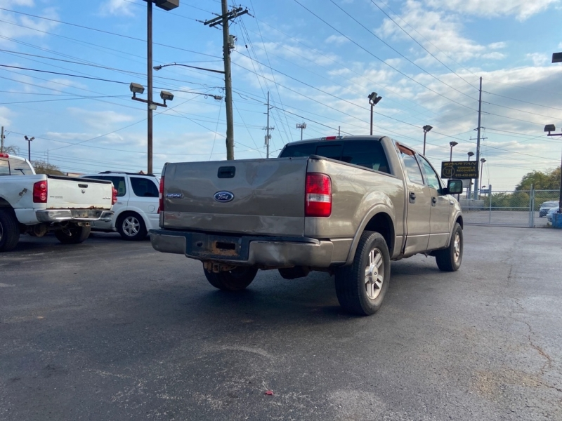 FORD F150 2004 price $4,298
