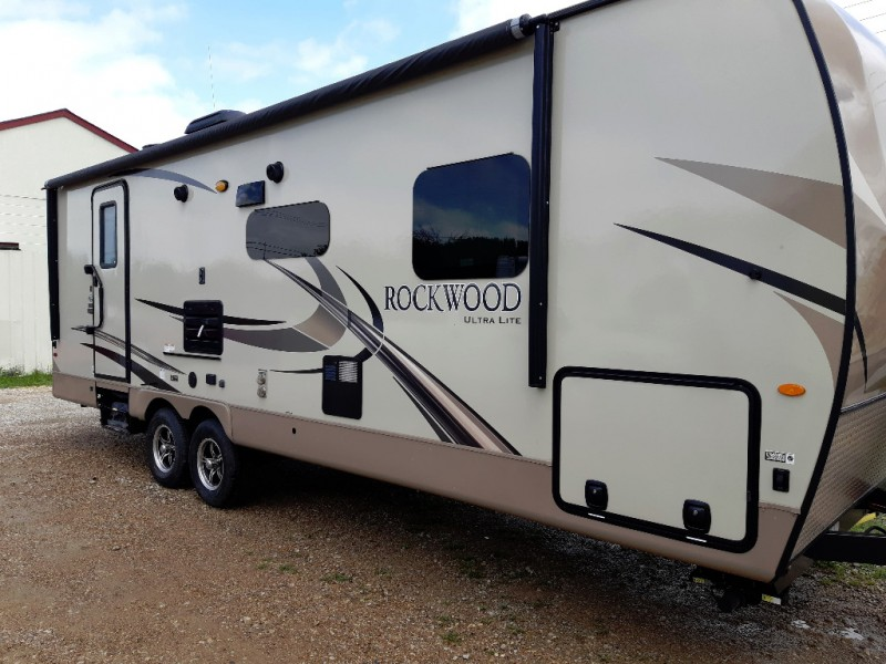 Rockwood ultra lite 2018 price $23,995