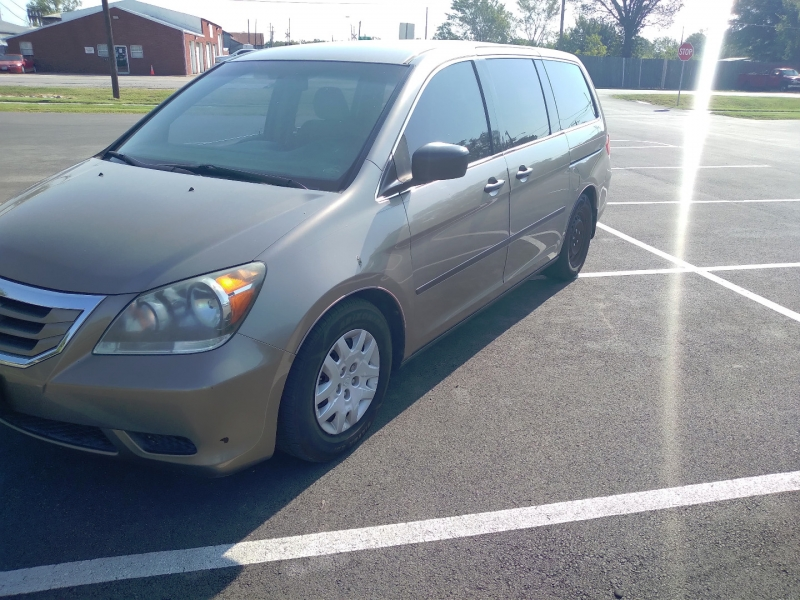 Honda Odyssey 2008 price $4,850