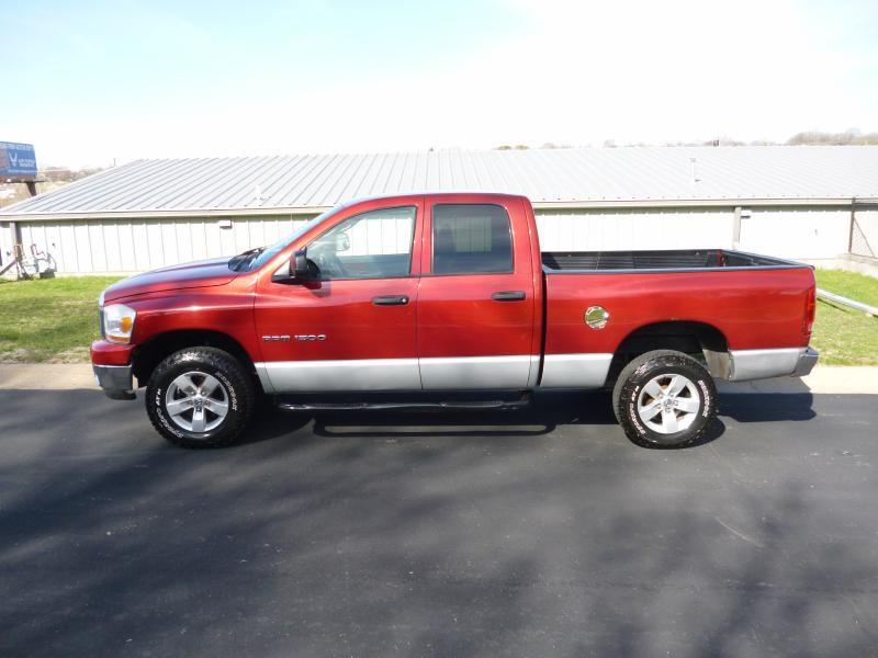 DODGE RAM 1500 2006 price $10,499