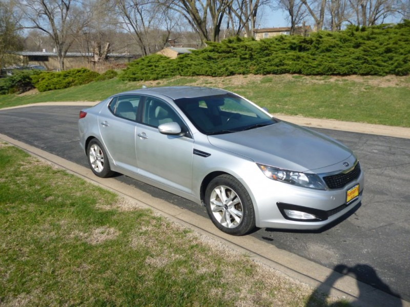 KIA OPTIMA 2011 price $6,499