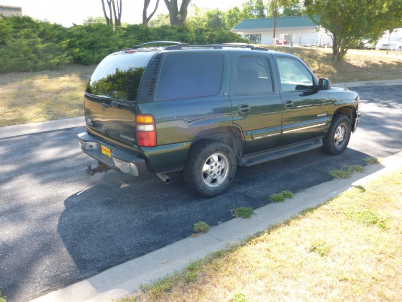 CHEVROLET TAHOE LT 2002 price Call for Pricing.