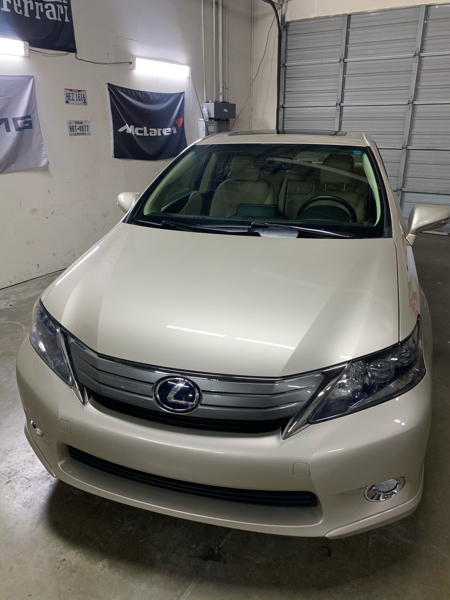 Lexus HS 250h 2011 price $12,788