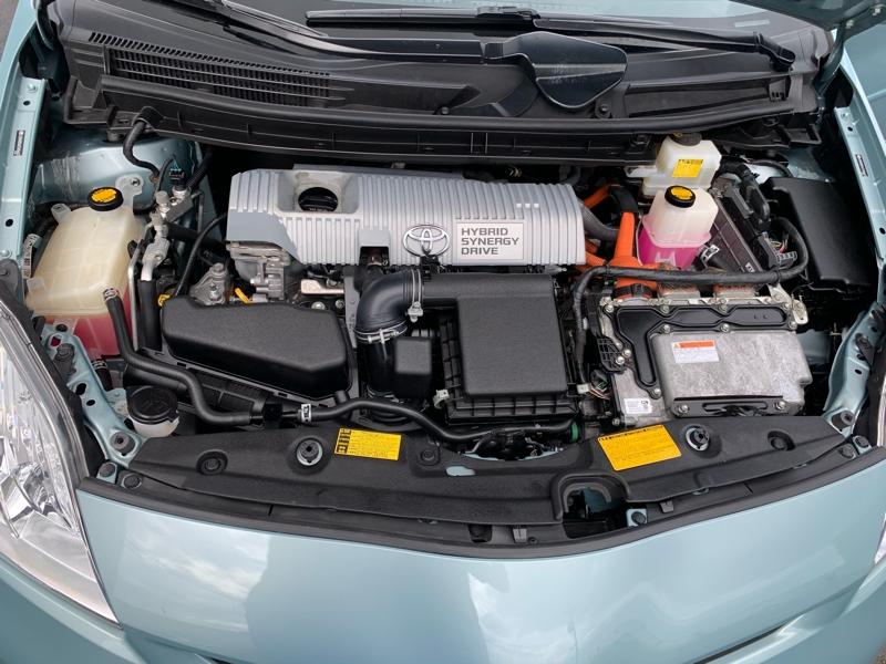 Toyota Prius 2012 price $8,758