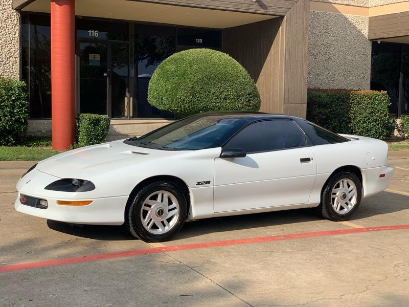 Chevrolet Camaro 1995 price $7,998