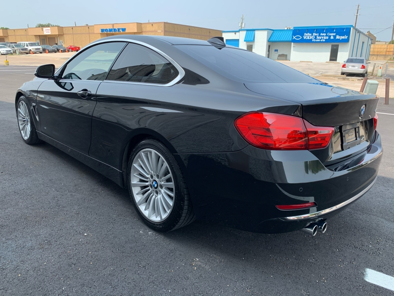 BMW 4 Series 2014 price $0