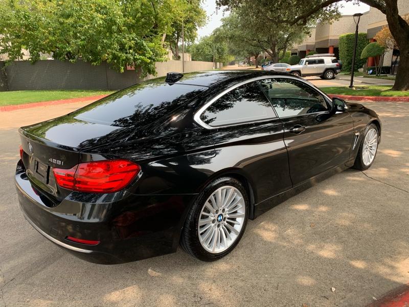BMW 4 Series 2014 price $13,888