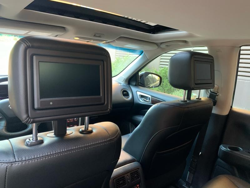 Nissan Pathfinder 2014 price $9,988