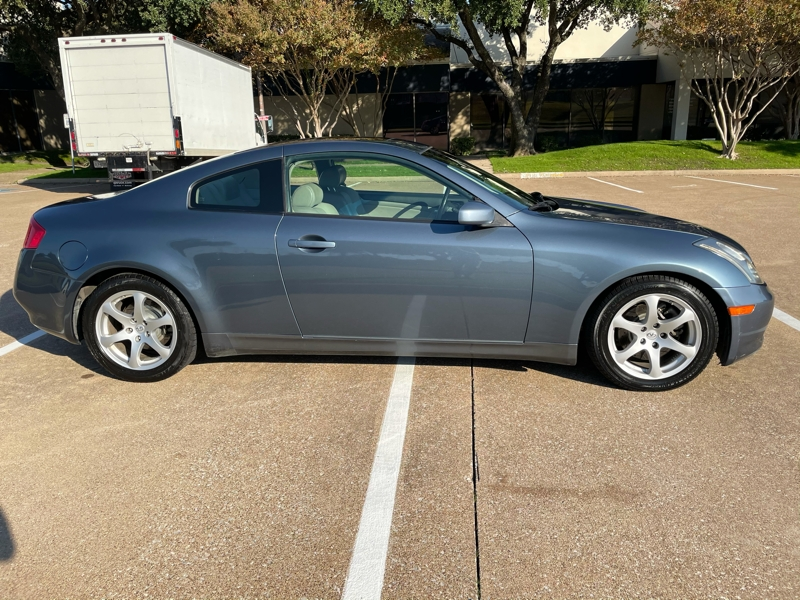 Infiniti G35 Coupe 2005 price $5,888