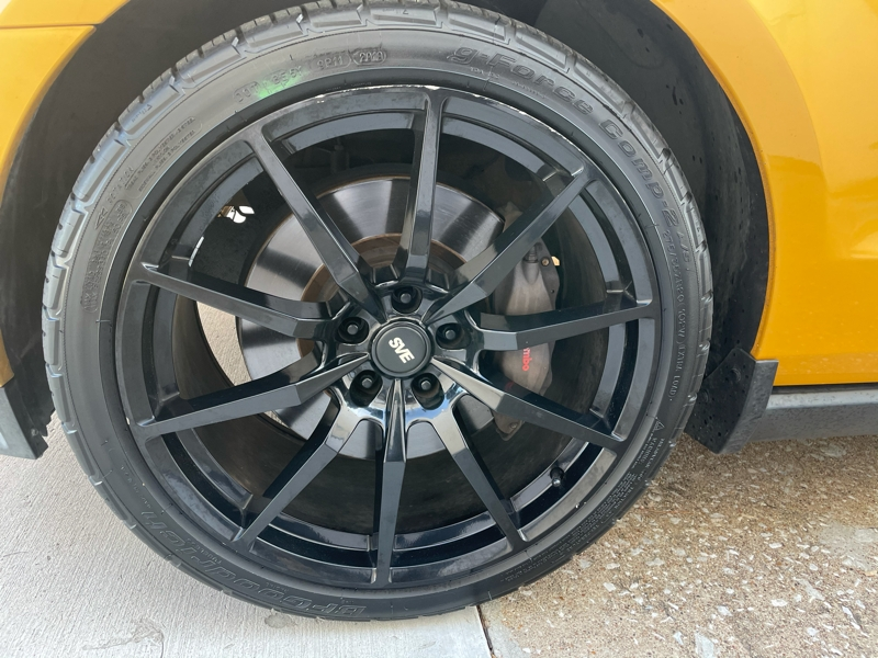 Ford Mustang 2011 price $16,288
