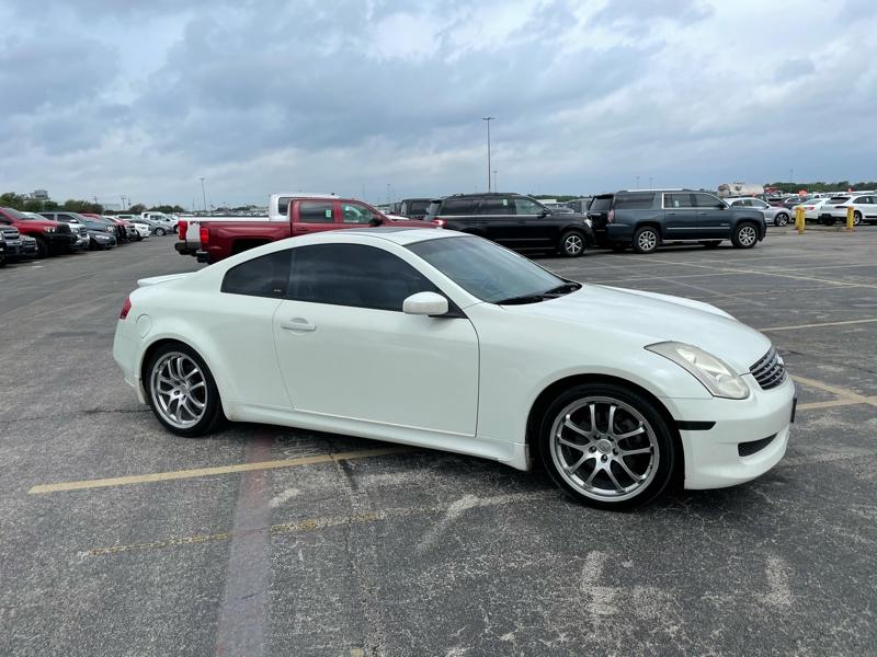 INFINITI G35 Coupe 2006 price $5,888