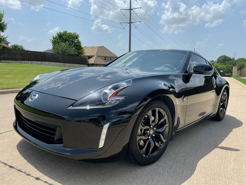 Nissan 370Z Coupe 2019 price $31,488