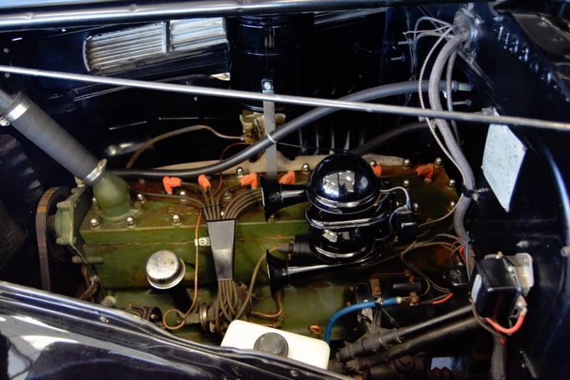 Packard Eight Door Touring 1939 price $59,950