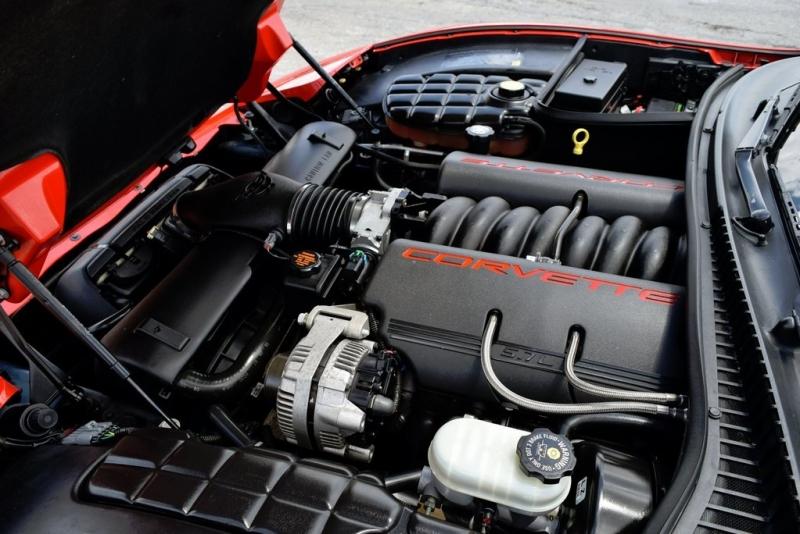 Chevrolet Corvette 1998 price $16,751