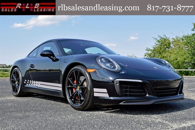 Porsche 911 2017 price $102,551