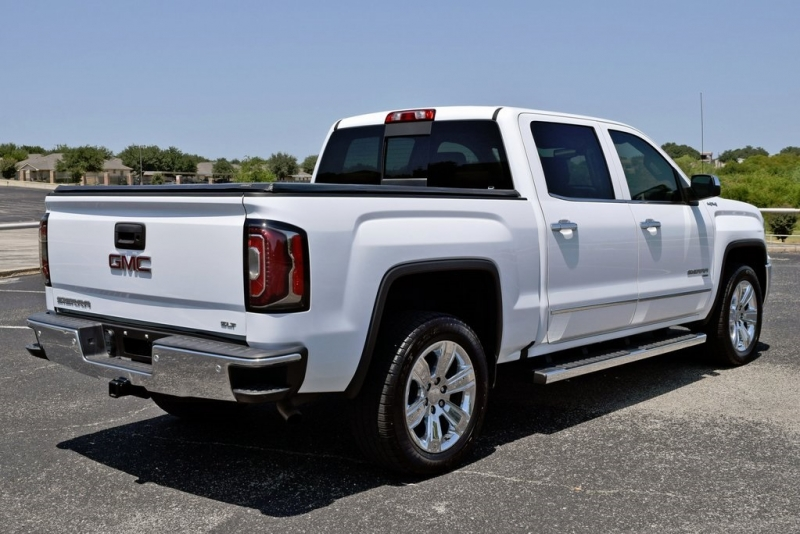 GMC Sierra 1500 2018 price $40,990