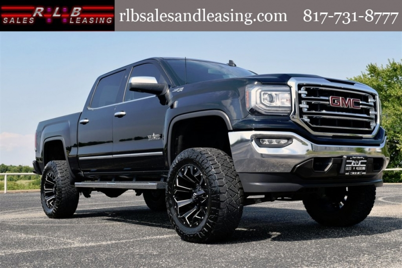 GMC Sierra 1500 2018 price $44,000