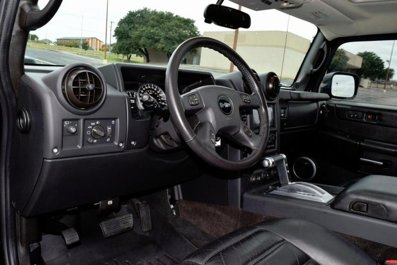 Hummer H2 2007 price $36,950