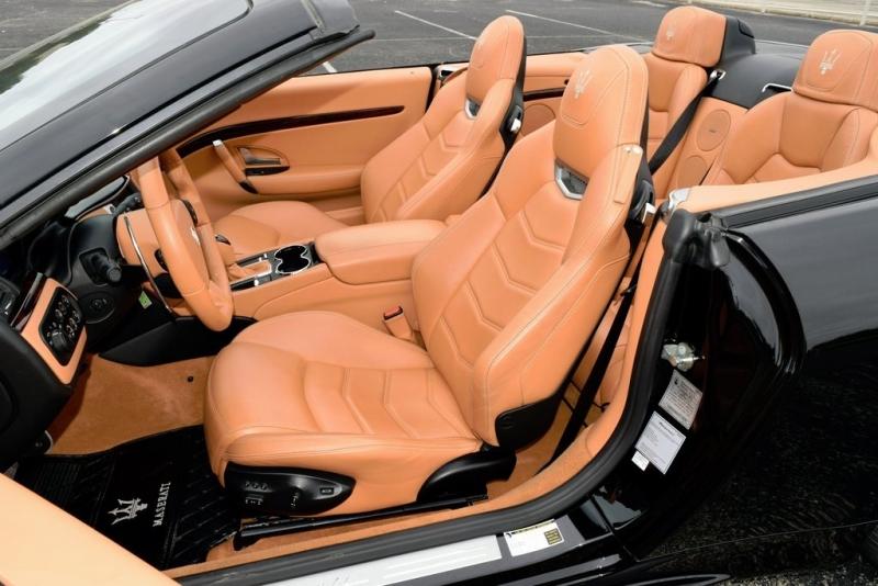 Maserati GranTurismo 2015 price $55,900