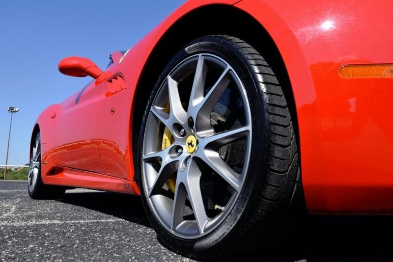 Ferrari California 2013 price $99,501