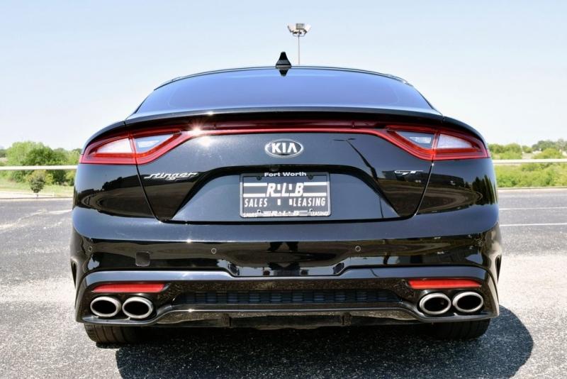 Kia Stinger 2019 price $38,500