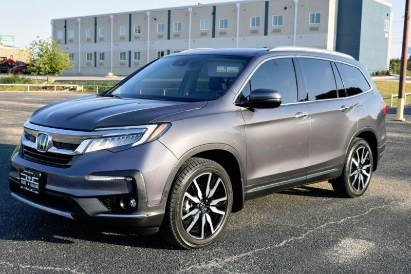 Honda Pilot 2020 price $36,900