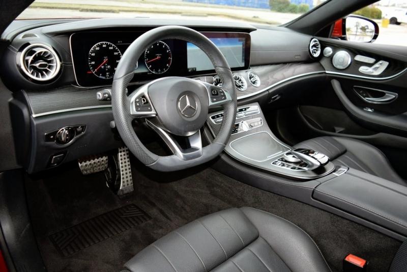 Mercedes-Benz E-Class 2018 price $43,900