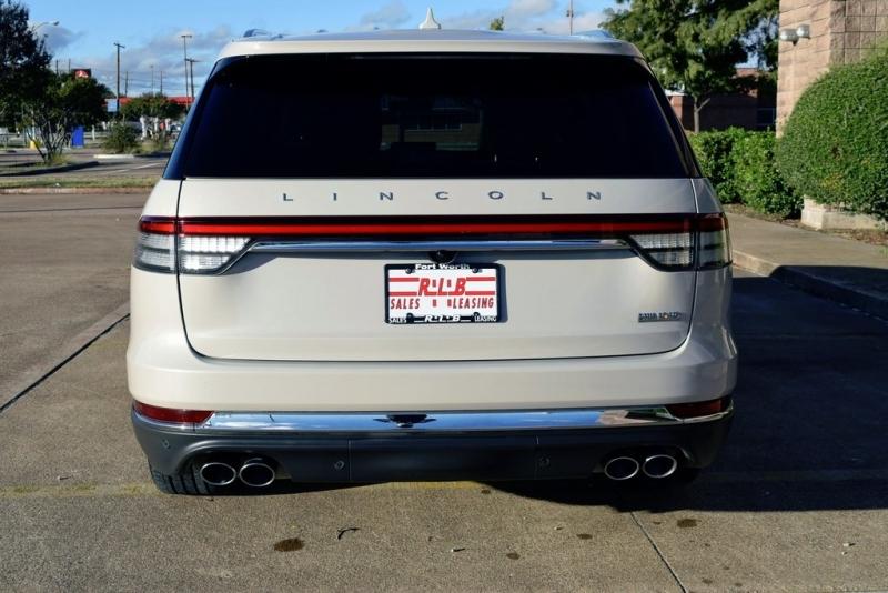 Lincoln Aviator 2020 price $61,500