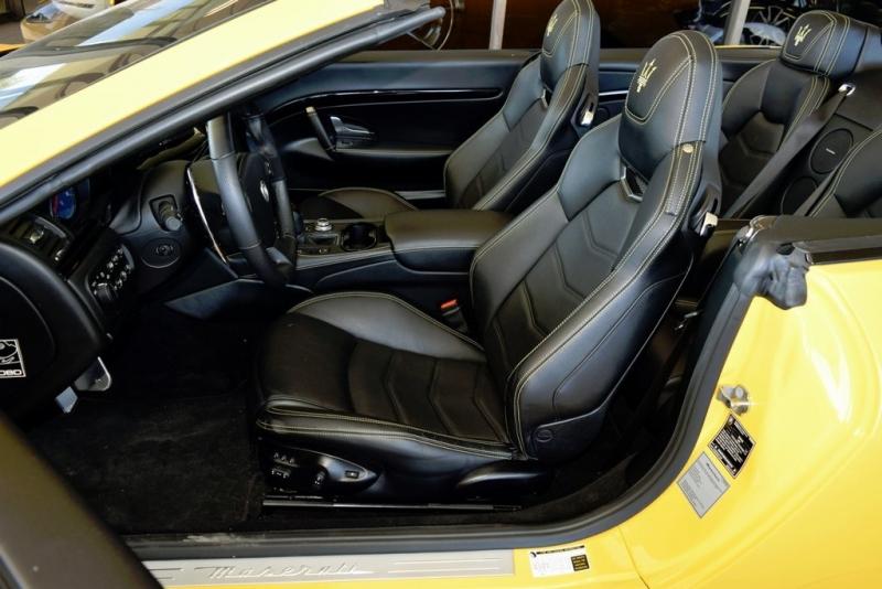 Maserati GranTurismo 2018 price $87,500
