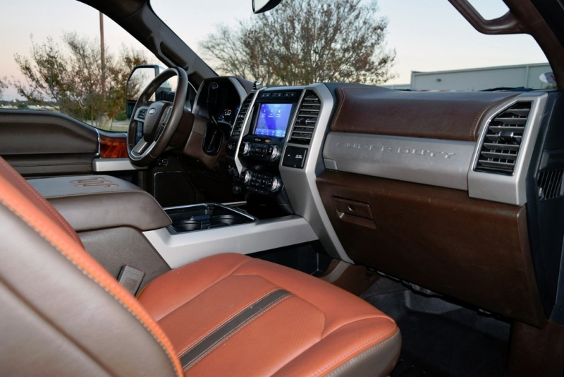 Ford F-250SD 2020 price $71,900