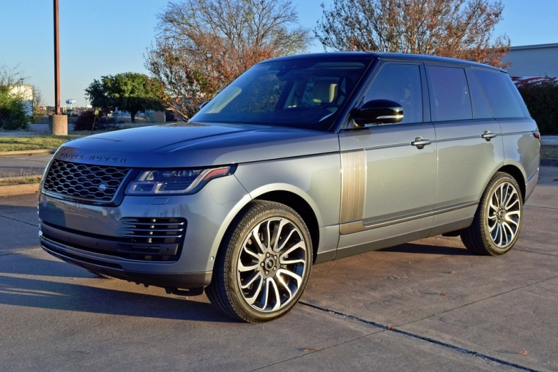 2020 Land Rover Range Rover P525 Hse Rlb Sales And Leasing Dealership In Ft Worth