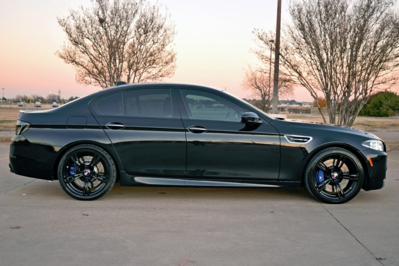 BMW M5 2015 price $44,900