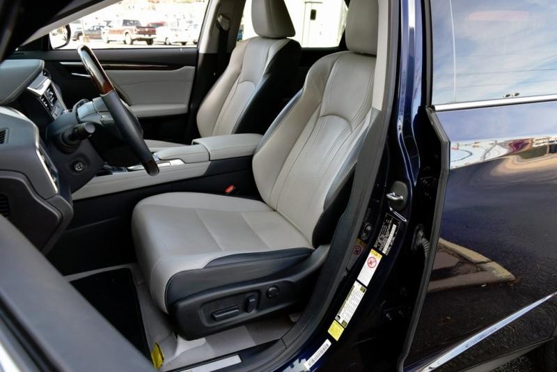 Lexus RX 2017 price $32,500
