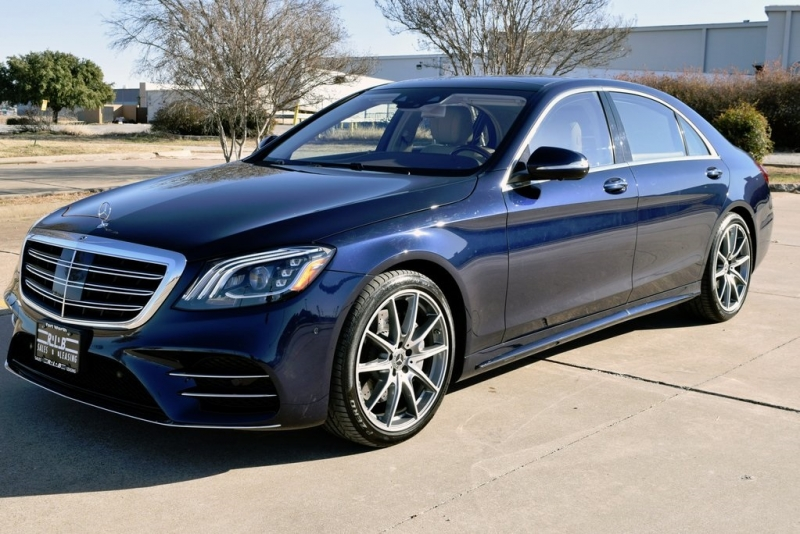 Mercedes-Benz S-Class 2019 price $83,000