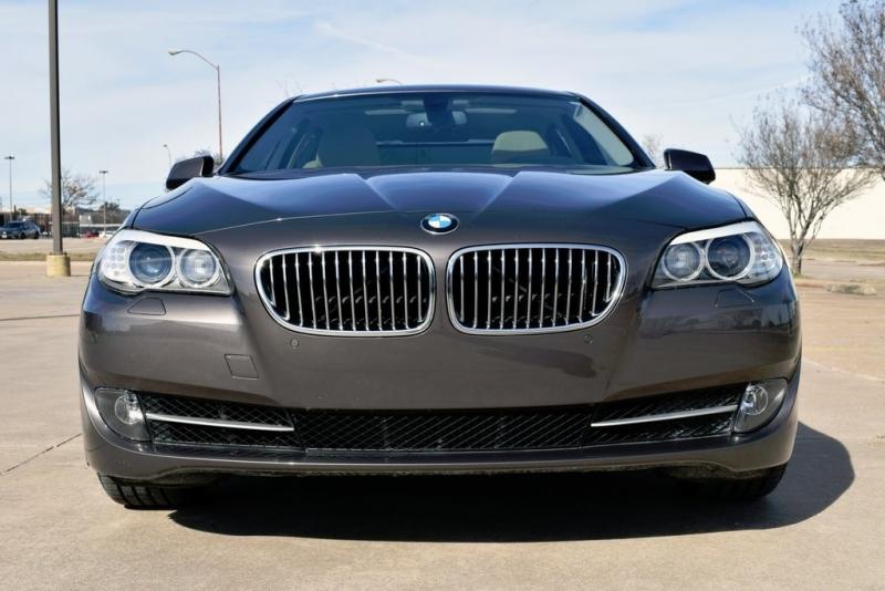 BMW 5 Series 2013 price $18,000