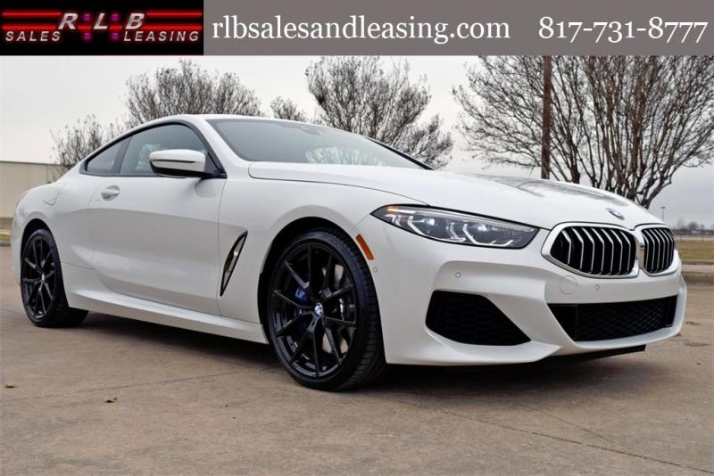 BMW 8 Series 2020 price $79,500