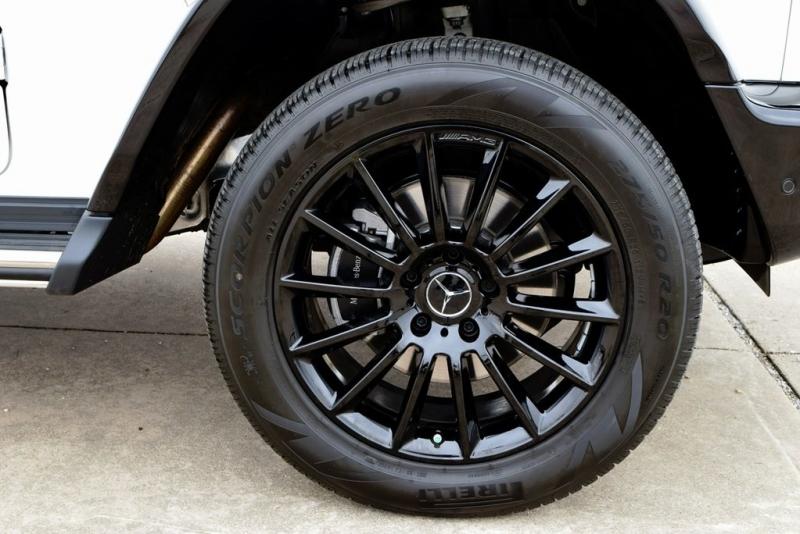 Mercedes-Benz G-Class 2021 price $169,900