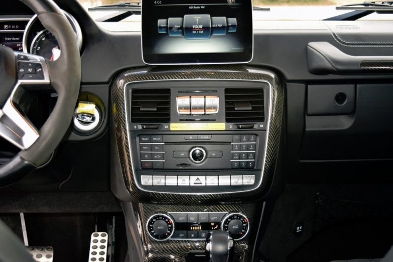 Mercedes-Benz G-Class 2018 price $207,500