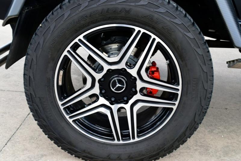 Mercedes-Benz G-Class 2018 price $208,000