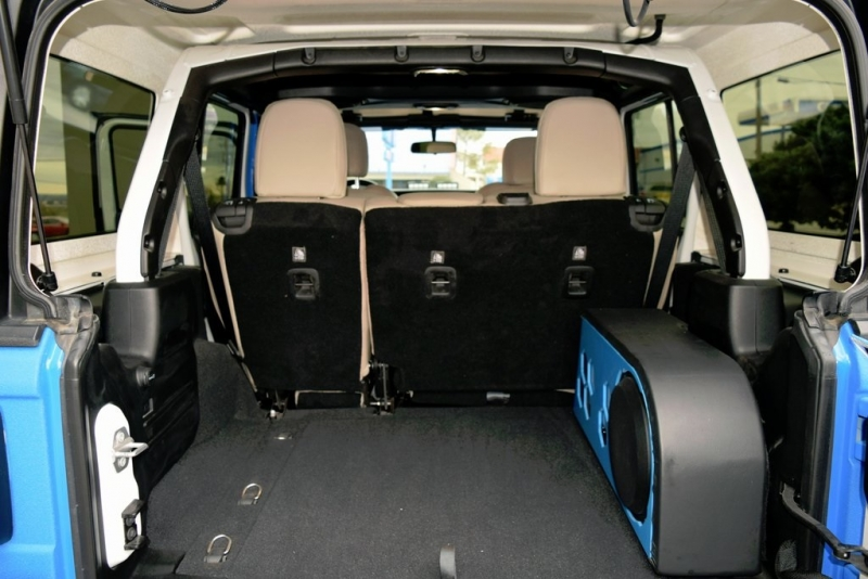 Jeep Wrangler 2018 price $56,999