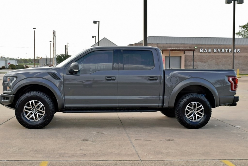 Ford F-150 2018 price $56,450
