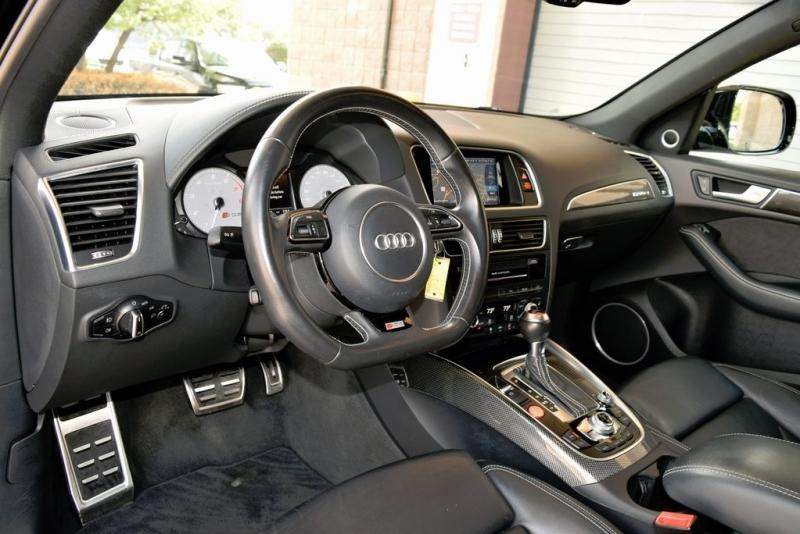 Audi SQ5 2017 price $34,900