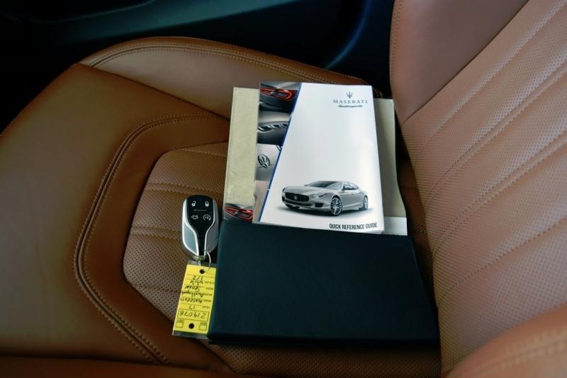 Maserati Quattroporte 2017 price $43,900