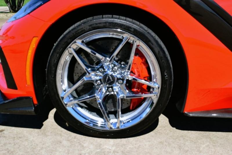 Chevrolet Corvette 2019 price $155,000