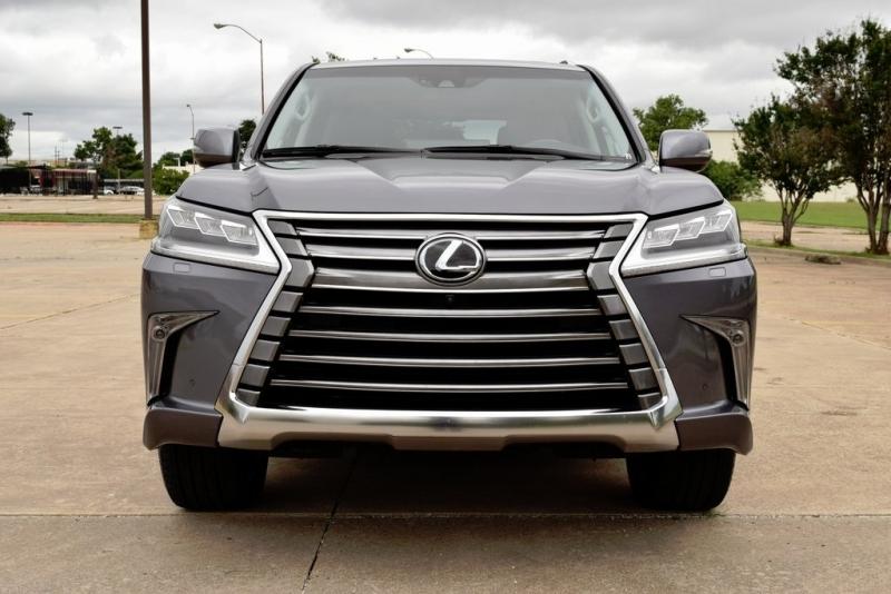 Lexus LX 2018 price $71,700