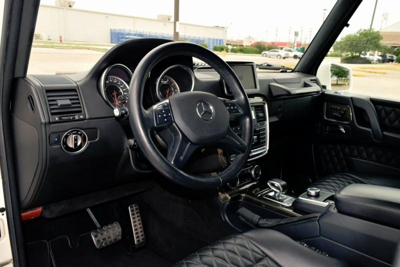 Mercedes-Benz G-Class 2016 price $99,500
