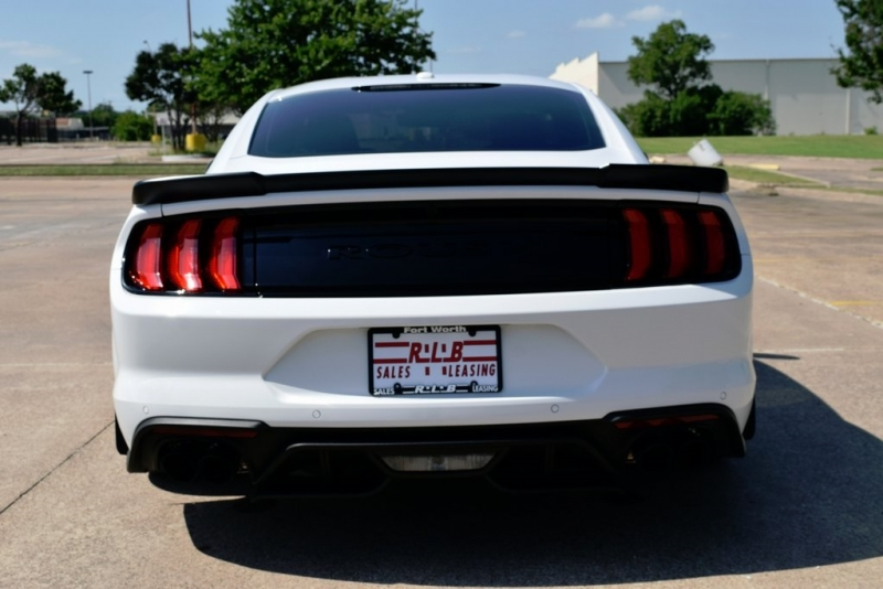 Ford Mustang 2020 price $72,500
